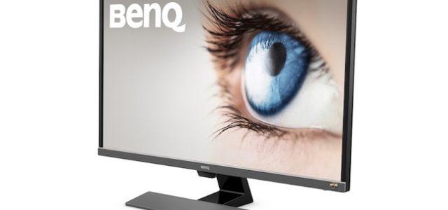 BenQ EW3270U – neuer 4K UHD Video Monitor  mit HDR und EyeCare-Technologie