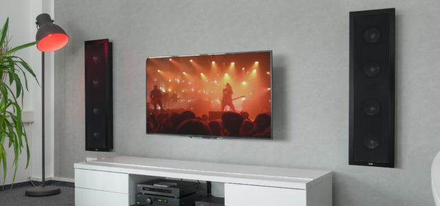 Canton Atelier 1100 – Lautsprecher in den Hintergrund, Klang ganz nach vorn