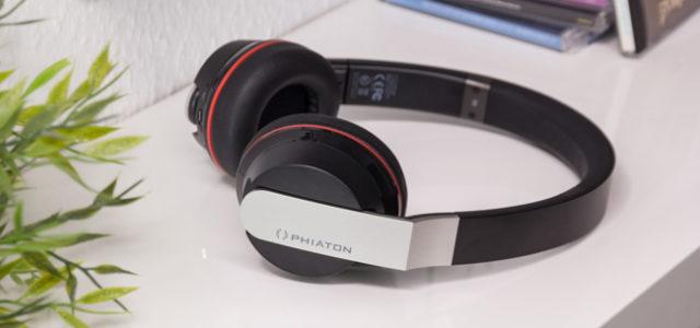 Phiaton BT 330 NC: Auf die Ohren, direkt ins Blut