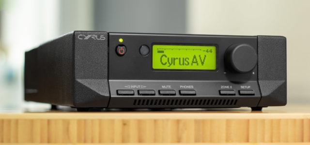Vollverstärker Cyrus 8.2 DAC – Erstklassiger Musikgenuss mit englischer Exzentrik