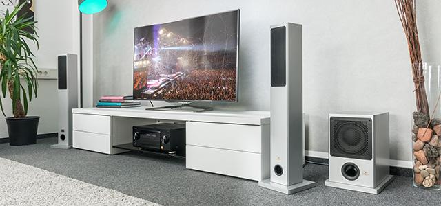 Orbid Sound Hi-Line – schlankes 2.1-Lautsprecher-Setup für fetten Sound