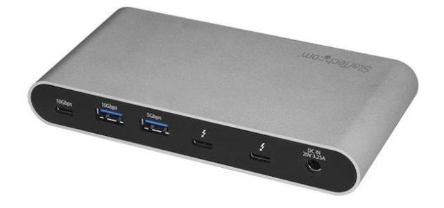 Neue Thunderbolt 3 Adapter für moderne Laptops von  StarTech.com