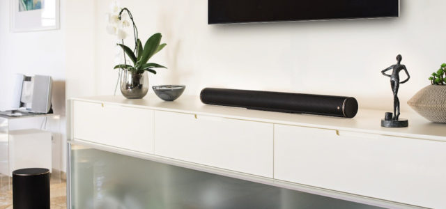 Hama Sirium 4000: Top-TV-Soundbar mit Multiroom und Alexa-Sprachassistent
