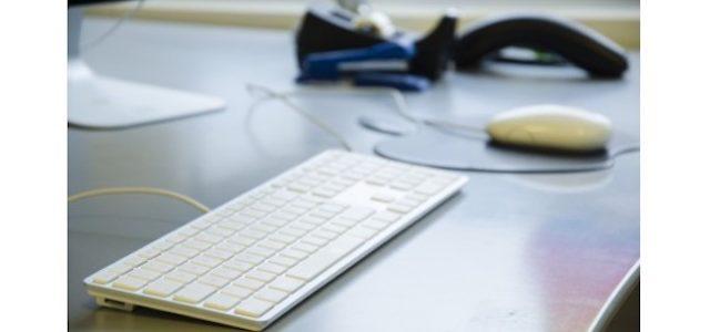 LMP präsentiert universelle Tastatur KB-1243 für Macs