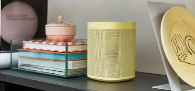 Die neue HAY for Sonos Limited Edition Kollektion