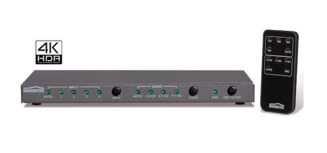Marmitek Connect 621 UHD 2.0 – Ein HDMI Switch der keine Wünsche offen lässst!