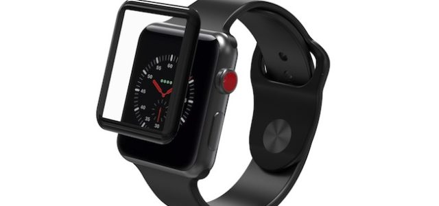 InvisibleShield kündigt Glass Curve Elite für die Apple Watch Series 3 an