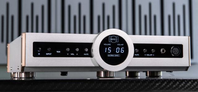 B.M.C. Audio UltraDAC – Audiophile Dreifaltigkeit mit DAC, Vorverstärker und Kopfhörer-Amp
