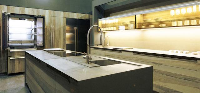 LG präsentierte seine neue Signature Kitchen Suite ertmals auf der Milan Design Week in Europa
