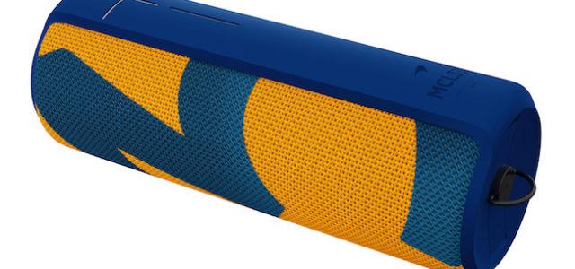 Ultimate Ears und McLaren: Mit limitierten MEGABOOM-Lautsprechern auf die Rennstrecke