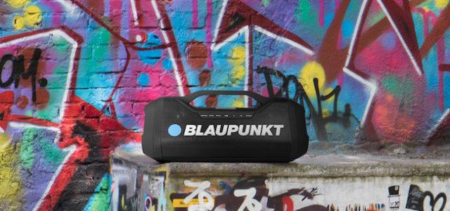 "Cooler Klang-Koffer: Blaupunkt Ghettoblaster ""BT 1000"" im Streetstyle"