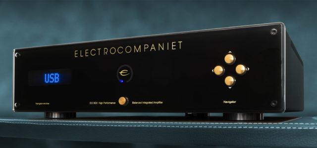 Vollverstärker Electrocompaniet ECI 6DX – High-End auf die moderne Art