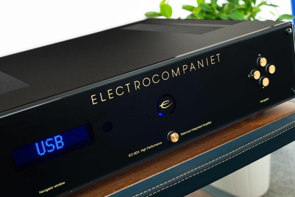 High-End auf den ersten Blick: Dem ECI 6DX sieht man seine hohe Qualität sofort an.