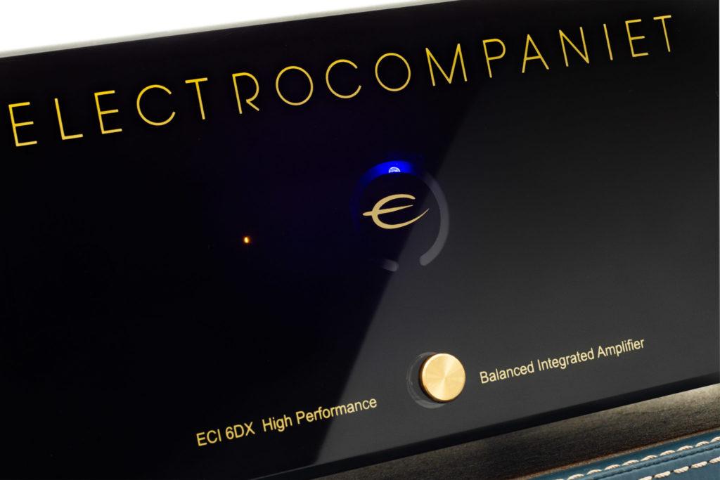 Der ECI 6DX beeindruckt mit einer besonders eleganten Darstellung der Lautstärke.