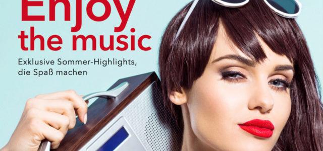 your|audio Sommer-Special 2018 online – so wird der Sommer zum aufregenden Erlebnis