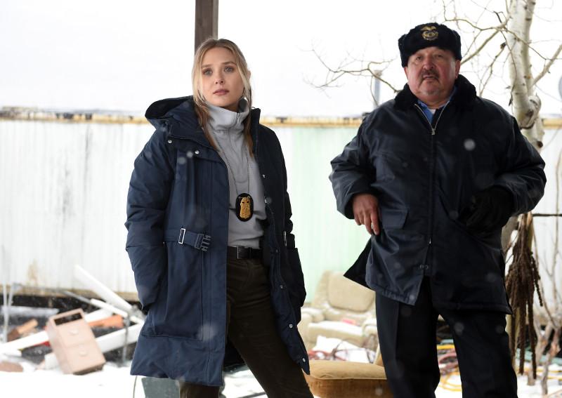 Infolge des Fundes wird die junge FBI-Agentin Jane Banner (Elizabeth Olsen) mit den Ermittlungen beauftragt. (© Universum Film)