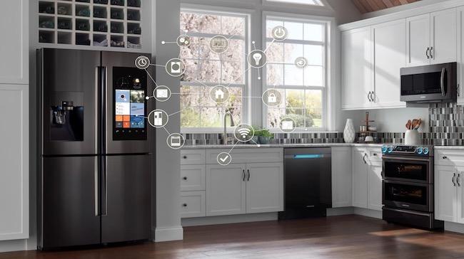 Kühlschrank Xxl Samsung : Kühlschrank und smart tv als smarthome zentralen das
