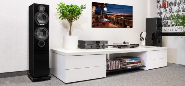 Cambridge Audio Aeromax 6 – Konzeptlautsprecher für gehobene Klang- und Designansprüche