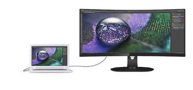 Mit USB-C-Dockingstation: Neue Monitore von Philips für den digitalen Arbeitsplätz