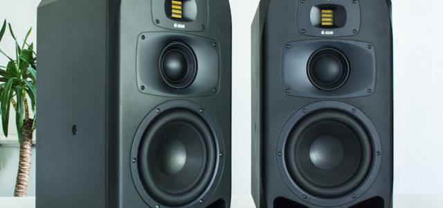 Midfield-Monitor ADAM Audio S3V – Hören wie die Profis