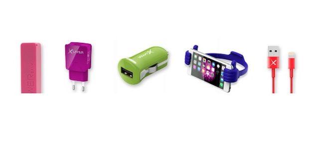 Farbe bekennen mit XLayer: Colour Line sorgt für farbenfrohe, mobile Stromversorgung