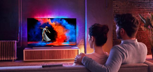 Philips 65OLED873 – Ultraschlanker TV mit Referenz-Bild und Rekordkontrast