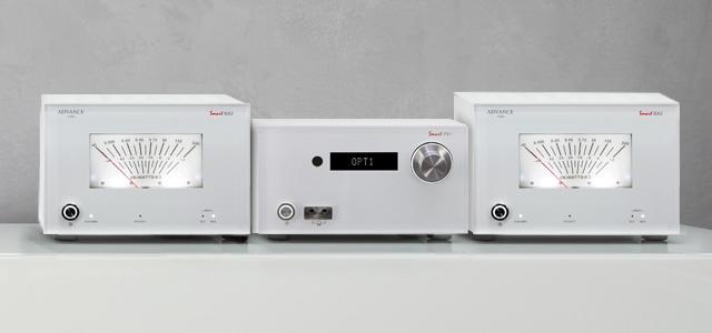 Advance Paris Smart Line PX1 und BX2 – Vor-/Endstufen-Kombi für eine stylisch-audiophile Klangkette