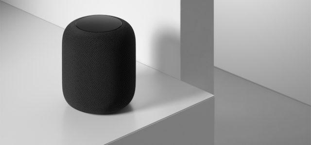 Apple HomePod ab sofort in Deutschland erhältlich