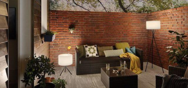 Conrad Electronic Mobile Outdoor-Leuchten für Garten, Camping und Terrasse