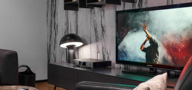 Heimkino im Wohnzimmer: Auch die Raumgestaltung beeinflusst das Filmerlebnis