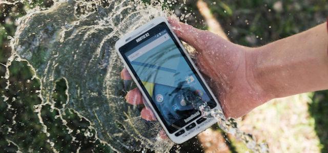 Handheld bringt das neue All-in-One Gerät NAUTIZ X2 mit Android 7.0