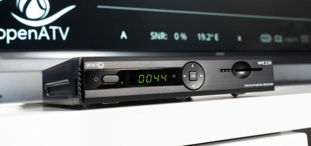 WWIO Bre2ze DVB-S2 4K: Der 4K-Sat-Receiver mit den unendlichen Möglichkeiten