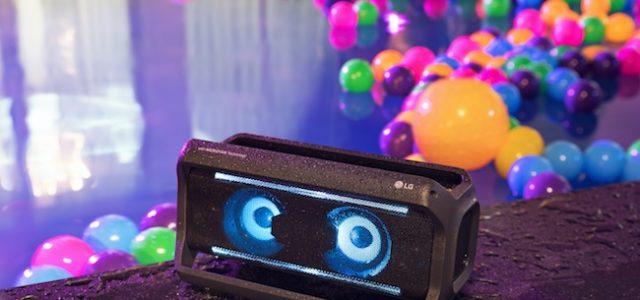 LG Bluetooth-Lautsprecher: Robuste Langläufer mit Spitzenklang