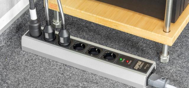 Supra Cables LoRad Mk III SP Switch Netzleiste – Upgrade & Schutz fürs HiFi-Setup