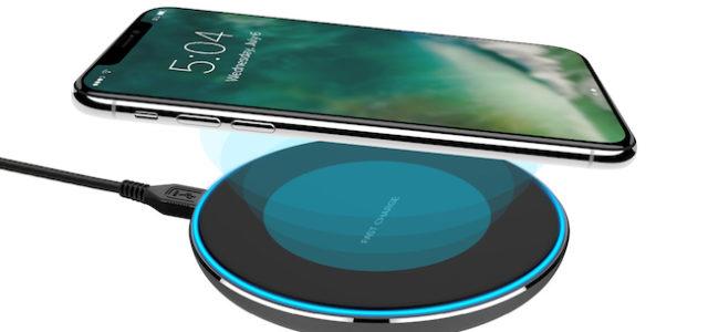 Kabellose Energie für Apple und Samsung: Der Wireless Fast Charger 10 W von XQISIT