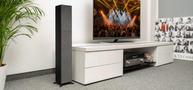 Xoro XVS 200: Ein Lautsprecher voller positiver Überraschungen
