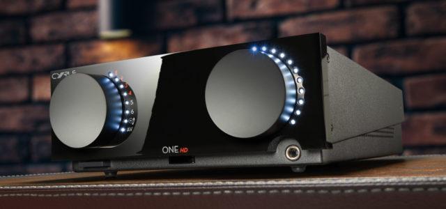 Stereo-Vollverstärker Cyrus One HD – Audiophiler Aufstieg der Legende