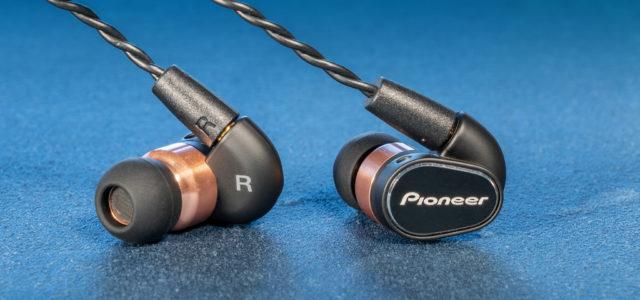 Pioneer SE-CH9T – Preiskracher-In-Ear-Kopfhörer mit cleveren Zusatzfeatures