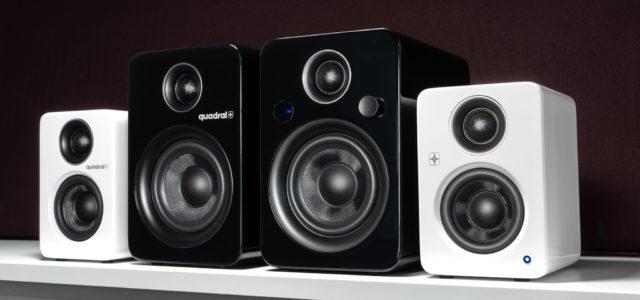 Bluetooth-Lautsprecher Quadral Breeze Blue L / XL – Jetzt weht die Brise in Stereo
