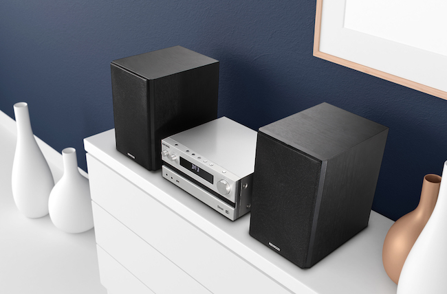 kenwood pr sentiert auf der ifa 2018 das kompakte. Black Bedroom Furniture Sets. Home Design Ideas