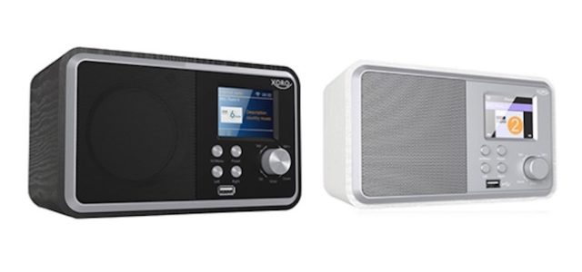 XORO HMT 300 – WLAN Internet Radio mit Bluetooth