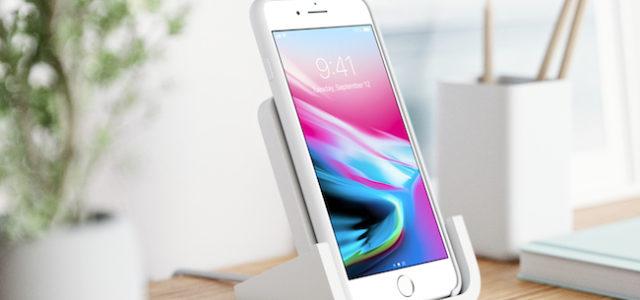 Mit Logitech POWERED wird das Laden des  iPhones zum Kinderspiel