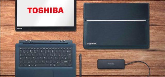 Leicht und leistungsstark: Der Toshiba Portégé X30T-E feiert Weltpremiere auf der IFA 2018