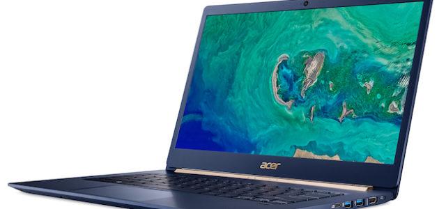 IFA-Highlights: Acer zeigt leichtestes 15-Zoll Notebook der Welt