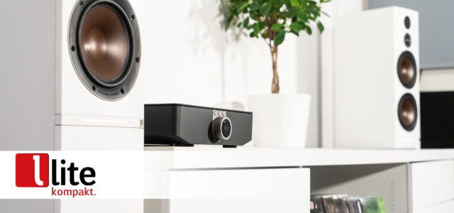 Dali Callisto 6 C – Kabellos-komplettes Soundsystem für HiRes-Streaming