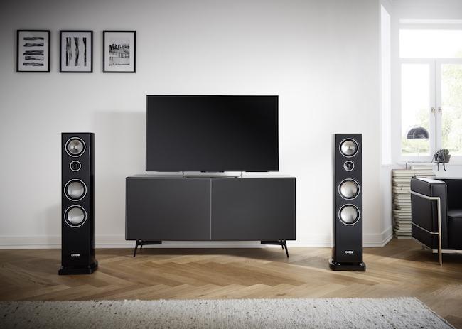 vento 2 serie hifi klassiker von canton mit neuer optik. Black Bedroom Furniture Sets. Home Design Ideas