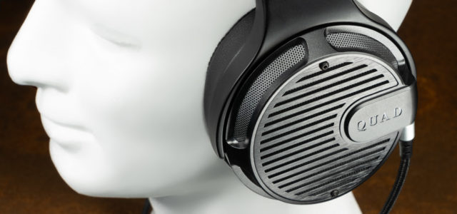 Quad ERA-1: Over-Ear-Kopfhörer nach High-End-Prinzip