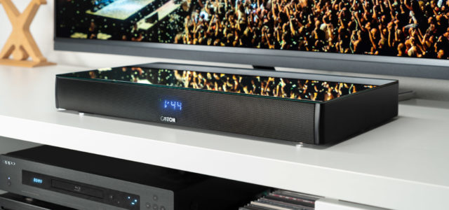 Canton DM 60: platzsparendes TV-Soundupgrade und HiFi-Setup