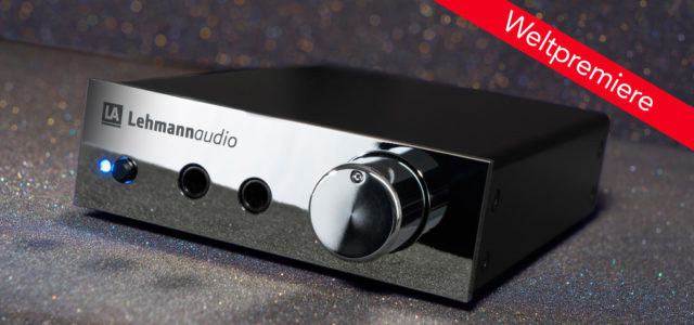 Kopfhörer-Verstärker Lehmannaudio Drachenfels USB – Jetzt geht auch digitaler HiRes-Hörspaß
