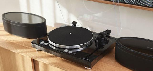 Yamaha MusicCast VINYL 500: Der erste vollständig Netzwerk und Multiroom Plattenspieler